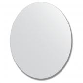 Зеркало настенное, овальное 40х50 см.