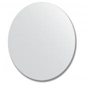 Зеркало настенное, овальное 60х70 см.