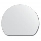 Зеркало настенное, полукруг - 55х45 см.