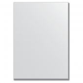 Зеркало настенное 100х140 (140х100) см с фацетом 5мм.