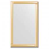 Зеркало с зеркальным обрамлением (бронза) 60х100 см. Серия V-1.