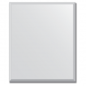 Зеркало настенное 50х60 (60х50) см с фацетом 15мм.