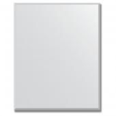 Зеркало настенное 80х100 (100х80) см с фацетом 15мм.