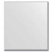 Зеркало настенное 90х100 (100х90) см с фацетом 15мм.