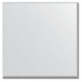 Зеркало настенное 100х100 см с фацетом 15мм.