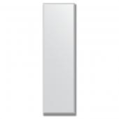 Зеркало настенное 40х140 (140х40) см с фацетом 15мм.