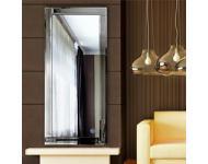 Зеркала с зеркальной рамой. Для ванной комнаты.