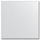 Зеркальная плитка без фацета (серебро) (квадрат 25х25 см).