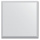 Зеркальная плитка с фацетом 10 мм (серебро) (квадрат 15х15 см)