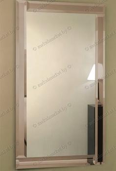 Зеркало с бронзовым обрамлением. Серия V-1. Под заказ в Гомеле.