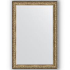 Зеркало настенное 120х180 см в багетной раме - виньетка античная бронза 109 мм.