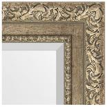 Зеркала в багете – виньетка античное серебро 85 мм.