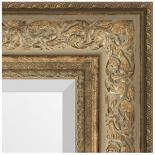 Зеркала в багете – виньетка античная бронза 109 мм.