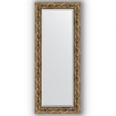 Зеркало настенное 56х136 см в багетной раме - фреска 84 мм.