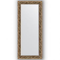 Зеркало настенное 66х156 см в багетной раме - фреска 84 мм.