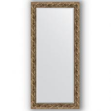 Зеркало настенное 76х166 см в багетной раме - фреска 84 мм.