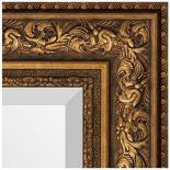 Зеркала в багете – виньетка состаренная бронза 109 мм.