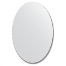 Зеркало настенное, овальное 40х60 см.