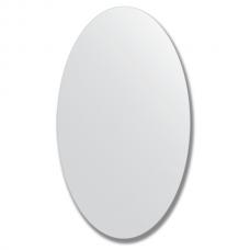 Зеркало настенное, овальное 40х70 см.