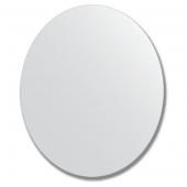 Зеркало настенное, овальное 50х60 см.