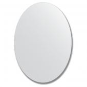 Зеркало настенное, овальное 50х70 см.