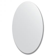 Зеркало настенное, овальное 65х110 см.