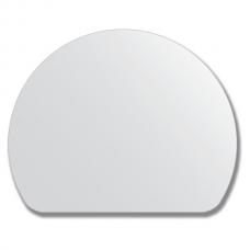 Зеркало настенное, полукруг - 50х40 см.