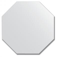 Зеркало настенное 50х50 см - восьмиугольник.