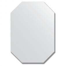 Зеркало настенное 50х70 см - восьмиугольник.