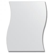 Зеркало настенное 40х50 см - волна.