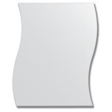 Зеркало настенное 45х55 см - волна.
