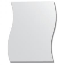Зеркало настенное 60х75 см - волна.
