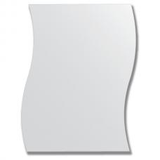 Зеркало настенное 70х90 см - волна.