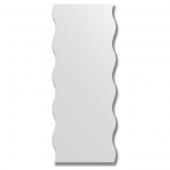 Зеркало настенное 55х150 см - волна.