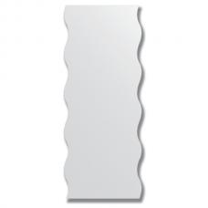 Зеркало настенное 60х150 см - волна.