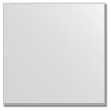 Зеркало настенное 40х40 см с фацетом 5 мм.