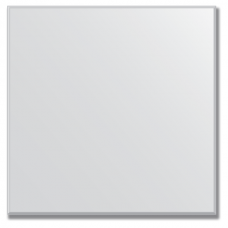 Зеркало настенное 50х50 см с фацетом 5 мм.