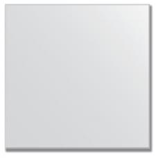 Зеркало настенное 70х70 см с фацетом 5 мм.