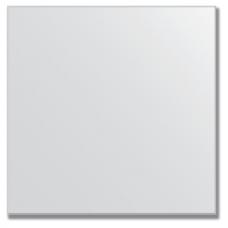Зеркало настенное 80х80 см с фацетом 5 мм.