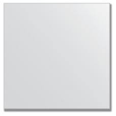 Зеркало настенное 100х100 см с фацетом 5 мм.