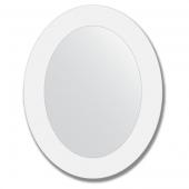 Зеркало настенное с рисунком 40х50 см - овал.