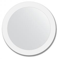 Зеркало настенное с рисунком, круглое - 60 см.