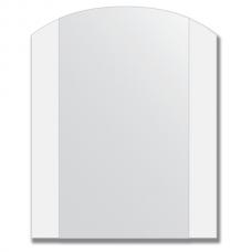 Зеркало настенное с матированными полосами 40х50 см.