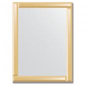 Зеркало с зеркальным обрамлением (бронза) 60х80 см. Серия V-1.