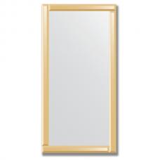 Зеркало с зеркальным обрамлением (бронза) 60х120 см. Серия V-1.