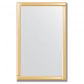 Зеркало с зеркальным обрамлением (бронза) 70х110 см. Серия V-1.