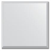 Зеркало настенное 40х40 см с фацетом 15мм.