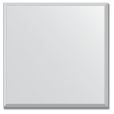 Зеркало настенное 50х50 см с фацетом 15 мм.
