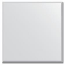 Зеркало настенное 70х70 см с фацетом 15 мм.