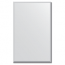 Зеркало настенное 50х80 (80х50) см с фацетом 15 мм.